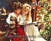 CHRISTMAS CHILDREN, WEIHNACHTEN KINDER, NAVIDAD NIÑOS, paintings+++++,USLGSK0133,#XK# ,Sandra Kock,victorian