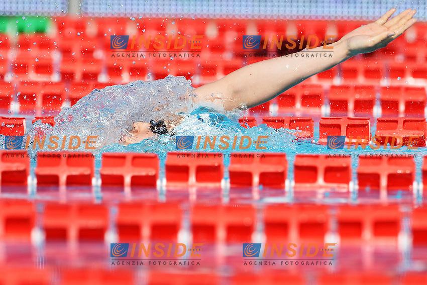 Aya Terakawa Japan 200m Backstroke women.Roma 16/6/2012 Foro Italico.Nuoto Swimming 49mo trofeo settecolli.Foto Andrea Staccioli Insidefoto