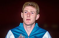 Nigel Worthington, footballer, N Ireland & Sheffield Wednesday, 19880305NW4.<br />