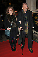 Helen Snell and David Soul at the &quot;Girl From The North Country&quot; press night, Noel Coward Theatre, St Martin's Lane, London, England, UK, on Thursday 11 January 2018.<br /> CAP/CAN<br /> &copy;CAN/Capital Pictures