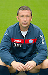 St Johnstone FC...Season 2011-12.Manager Derek McInnes.Picture by Graeme Hart..Copyright Perthshire Picture Agency.Tel: 01738 623350  Mobile: 07990 594431