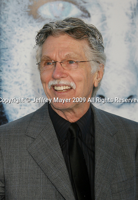 "WESTWOOD, CA. - September 09: Tom Skerritt arrives at the Los Angeles premiere of ""Whiteout"" at the Mann Village Theatre on September 9, 2009 in Westwood, Los Angeles, California."