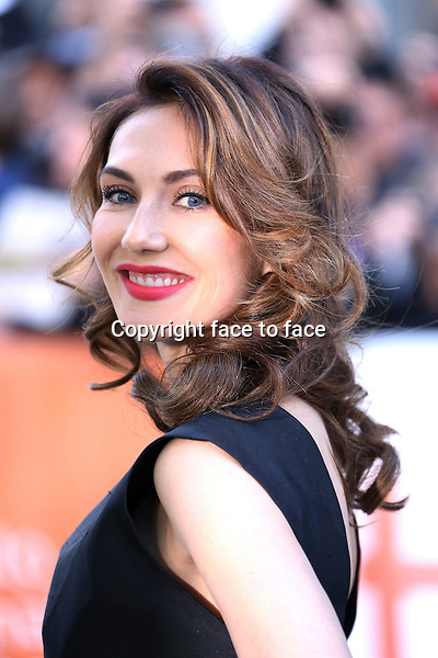 Carice van Houten attending the 2013 Tiff Film Festival Red Carpet Arrivals for &quot;The Fifth Estate&quot; at Roy Thomson Hall on September 5, 2013 in Toronto, Canada.<br />