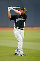 Dan Ortmeier - Colorado Rockies - 2009 spring training.Photo by:  Bill Mitchell/Four Seam Images