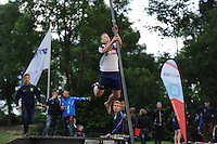 FIERLJEPPEN: GRIJPSKERK: 18-06-2016, Fierljeppen Grijpskerk, ©foto Martin de Jong