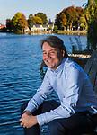 OUDERKERK AAN DEN AMSTEL - Direkteur KNHB (Kon. Nederlandse Hockeybond) , Erik Gerritsen. COPYRIGHT KOEN SUYK