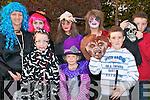 Listowel Halloween Parade : Attending the Annual Listowel halloween Parade on Saturday were in front Caoimhe O'Connor, Orla Horgan & Evan scanlon. Back : Janette Horan, Mary Horan, Mairead Fitzgerald, Leanne Ahern & Conor Horgan.