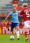 Maria Melis, Women's EURO 2009 in Finland.Denmark-Netherlands, 08292009, Lahti Stadium
