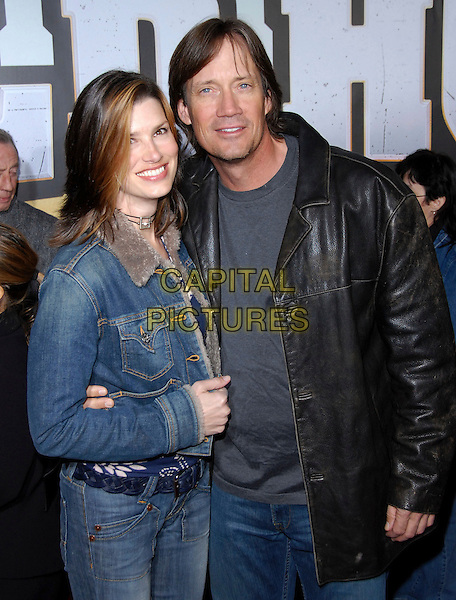 "KEVIN SORBO.attends The Touchstone Pictures' World Premiere of ""Wild Hogs"" held at The El Capitan Theatre in Hollywood, California, USA, February 27 2007. .half length.CAP/DVS.©Debbie VanStory/Capital Pictures"