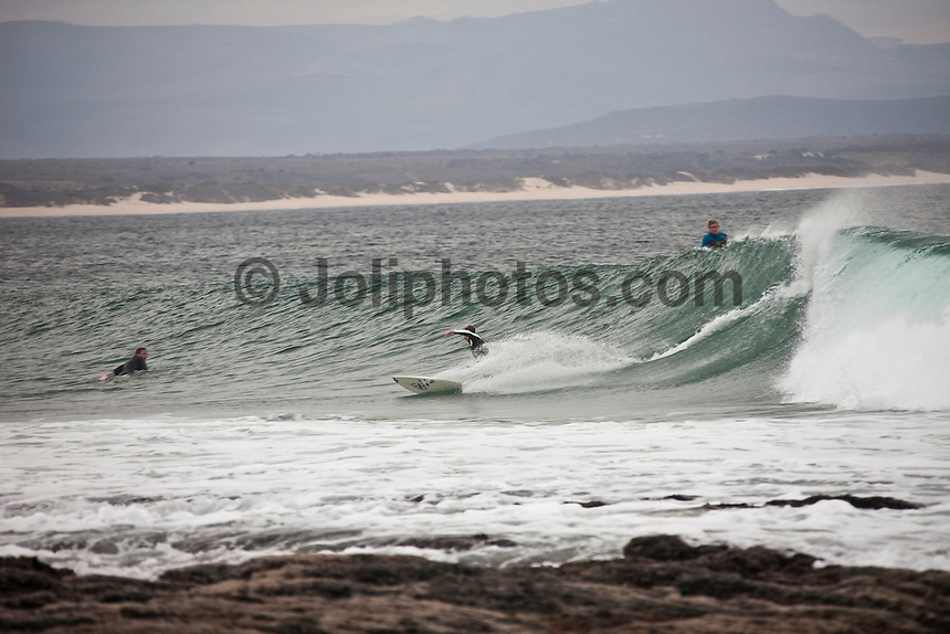 MARLON LIPKE (DEU) Surfing at Jeffreys Bay, (Saturday 11th July 2009), Eastern Cape, South Africa ,   Photo: joliphotos.com