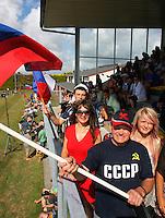 110115 Rugby Union - Taranaki XV v Russia