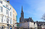 Saint Colman cathedral church, Cobh, County Cork, Ireland, Irish Republic