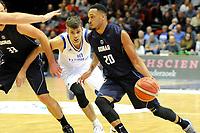 GRONINGEN - Basketbal, Donar - Vitautas, Champions League,  seizoen 2017-2018, 19-09-2017, Donar speler Brandyn Curry