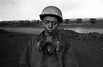 Trabalhador carvoeiro - Minas Gerais, MG..Coaly worker - Minas Gerais, MG.