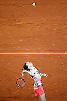 Simona Halep, Roumania, during Madrid Open Tennis 2016 Final match.May, 7, 2016.(ALTERPHOTOS/Acero)a /NortePhoto.com