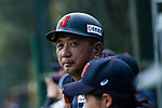 Japan Coach/Tainer Saito Kataaki during the BFA Women's Baseball Asian Cup match between Pakistan and Japan at Sai Tso Wan Recreation Ground on September 4, 2017 in Hong Kong. Photo by Marcio Rodrigo Machado / Power Sport Images