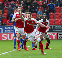Rotherham United VS Peterborough United<br />
