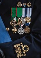 Ammiraglio decorato