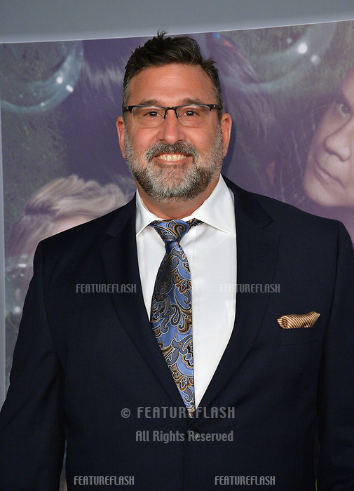 David Knoller at the premiere for HBO's &quot;Here and Now&quot; at The Directors Guild of America, Los Angeles, USA 05 Feb. 2018<br /> Picture: Paul Smith/Featureflash/SilverHub 0208 004 5359 sales@silverhubmedia.com