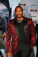 """LOS ANGELES - DEC 9:  Ser'Darius Blain at the """"Jumanji:  The Next Level"""" Premiere at TCL Chinese Theater IMAX on December 9, 2019 in Los Angeles, CA"""