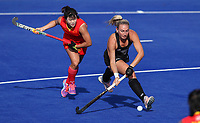 Liz Thompson. Pro League Hockey, Vantage Blacksticks Women v China. Nga Puna Wai Hockey Stadium, Christchurch, New Zealand. Sunday 17th February 2019. Photo: Simon Watts/Hockey NZ