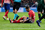 Atletico de Madrid's Victor Machin 'Vitolo' during UEFA Champions League match between Atletico de Madrid and AS Monaco at Wanda Metropolitano Stadium in Madrid, Spain. November 28, 2018. (ALTERPHOTOS/A. Perez Meca)
