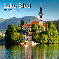 Slovanian Lakes | Slovania Bled Pictures Photos Images & Fotos