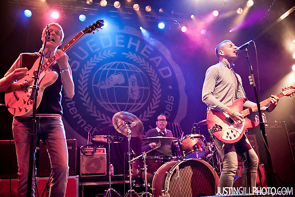 Live concert photo of Suedehead @ House Of Blues Los Angeles by http://www.justingillphoto.com