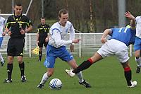 Rangers v St Johnstone U19 121110