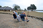 Viewing Wildlife At Lifupa Lodge