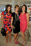From left: Lynnsey Wimmer, Linda Kuykendall  and Brittany O'Brien at the Saks Fifth Avenue Key to the Cure Wednesday Oct. 26,2016.(Dave Rossman photo)
