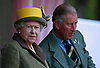 "THE QUEEN AND PRINCE CHARLES.The Royal Family were in high sprits as they enjoyed the Braemar Gathering as well as a few jokes from Prince Charles. .attend The 2009 Braemar Gathering..The Queen who is the patron of the Braemar Royal Highland Society, attended with both Prince Charles and the Duke of Edinburgh in traditional Scottish dress, Braemar, Scotland_05/09/09.Mandatory Credit Photo: ©DIAS-NEWSPIX INTERNATIONAL..Please telephone : +441279324672 for usage fees..**ALL FEES PAYABLE TO: ""NEWSPIX INTERNATIONAL""**..IMMEDIATE CONFIRMATION OF USAGE REQUIRED:.Newspix International, 31 Chinnery Hill, Bishop's Stortford, ENGLAND CM23 3PS.Tel:+441279 324672  ; Fax: +441279656877.Mobile:  07775681153.e-mail: info@newspixinternational.co.uk"