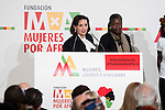 Luz Casal attends the annual meeting of the Board of the Foundation for African women in Madrid, November 16, 2015.<br /> (ALTERPHOTOS/BorjaB.Hojas)