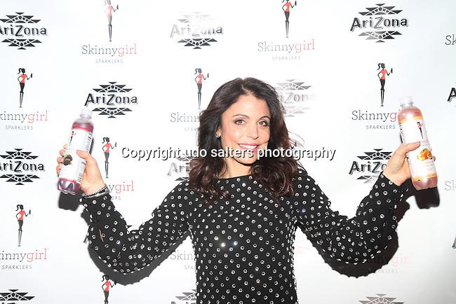 BETHENNY FRANKEL AND ARIZONA BEVERAGES LAUNCH  NEW SkinnyGirl Sparklers™