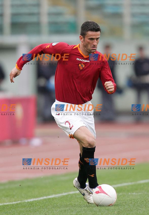 Christian Panucci (Roma)<br /> Italian &quot;Serie A&quot; 2006-07<br /> 25 Feb 2007 (Match Day 25)<br /> Roma-Reggina (3-0)<br /> &quot;Olimpico&quot;-Stadium-Roma-Italy<br /> Photographer: Andrea Staccioli INSIDE