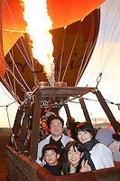 20140324 March 24 Hot Air Balloon Gold Coast