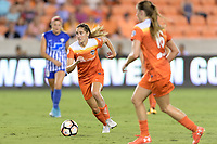 Houston, TX - Saturday July 22, 2017: Morgan Brian during a regular season National Women's Soccer League (NWSL) match between the Houston Dash and the Boston Breakers at BBVA Compass Stadium.