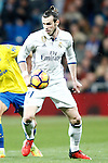 Real Madrid's Gareth Bale during La Liga match. March 1,2017. (ALTERPHOTOS/Acero)