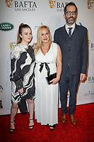 05 January 2019 - Los Angeles, California - Harlow Jane, Patricia Arquette, Eric White. the BAFTA Los Angeles Tea Party held at the Four Seasons Hotel Los Angeles.          <br /> CAP/ADM<br /> ©ADM/Capital Pictures
