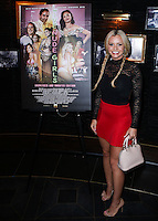 HOLLYWOOD, LOS ANGELES, CA, USA - AUGUST 12: Bree Olson at the Los Angeles Premiere Of Screen Media Films' 'Live Nude Girls' held at Avalon on August 12, 2014 in Hollywood, Los Angeles, California, United States. (Photo by Xavier Collin/Celebrity Monitor)