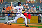 7 March 2009: New York Mets' pitcher Sean Green on the mound during a Spring Training game against the Washington Nationals at Tradition Field in Port St. Lucie, Florida. The Nationals defeated the Mets 7-5 in the Grapefruit League matchup. Mandatory Photo Credit: Ed Wolfstein Photo
