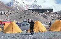 Welcher Fotograf hat vergessen den Mount Everest mit zu fotografieren ???