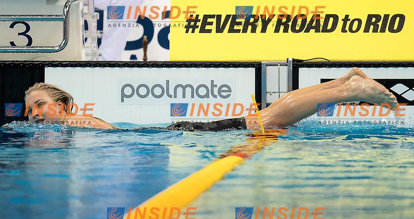 MEILUTYTE Ruta LTU<br /> 100 breaststroke women<br /> London, Queen Elizabeth II Olympic Park Pool <br /> LEN 2016 European Aquatics Elite Championships <br /> Swimming day 03 finals<br /> Day 10 18-05-2016<br /> Photo Giorgio Scala/Deepbluemedia/Insidefoto