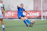 Seattle, WA - Friday June 23, 2017: Kristen McNabb during a regular season National Women's Soccer League  (NWSL) match between the Seattle Reign FC and FC Kansas City at Memorial Stadium.