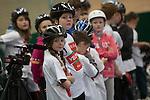 VELOTHON Wales 2015<br /> Wales National Velodrome<br /> 18.04.15<br /> &copy;Steve Pope - FOTOWALES
