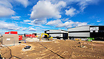 New development at ABZ Business Park<br /> <br /> Image by: Malcolm McCurrach<br /> Sun, 1, March, 2015 |  © Malcolm McCurrach 2015 |  All rights Reserved. picturedesk@nwimages.co.uk | www.nwimages.co.uk | 07743 719366