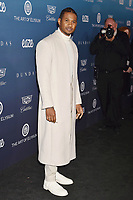 LOS ANGELES, CA - JANUARY 05: Usher attend Michael Muller's HEAVEN, presented by The Art of Elysium at a private venue on January 5, 2019 in Los Angeles, California.<br /> CAP/ROT/TM<br /> &copy;TM/ROT/Capital Pictures