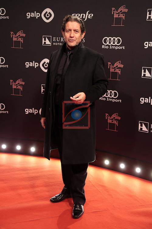 63 Premios Ondas.<br /> Photocall-Gala entrega de Premios.<br /> Pedro Casablanc.