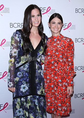 NEW YORK, NY May 12, 2017  Samantha Fuld, Alex Tritsch attend Breast Cancer Research Foundation's Hot Pink Party   at Park Avenue Armory in New York May 12,  2017. Credit:RW/MediaPunch
