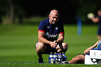 High Performance Manager Allan Ryan looks on. Bath Rugby pre-season training session on August 9, 2016 at Farleigh House in Bath, England. Photo by: Patrick Khachfe / Onside Images
